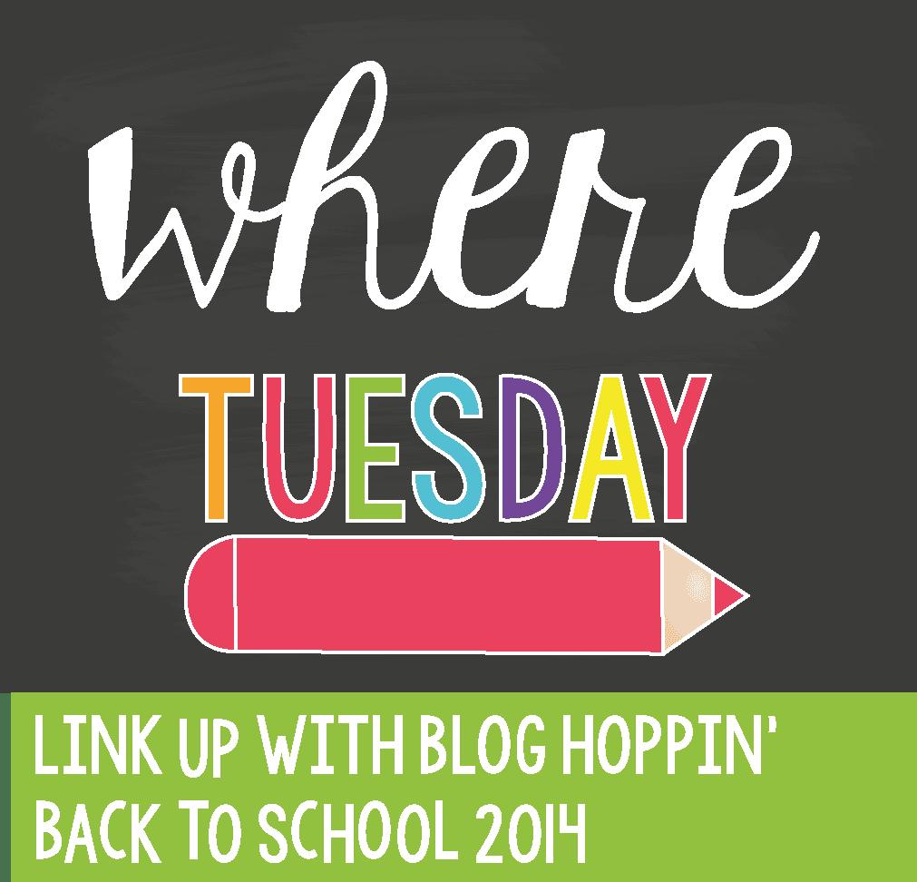 Blog Hoppin' Teacher Week: Where