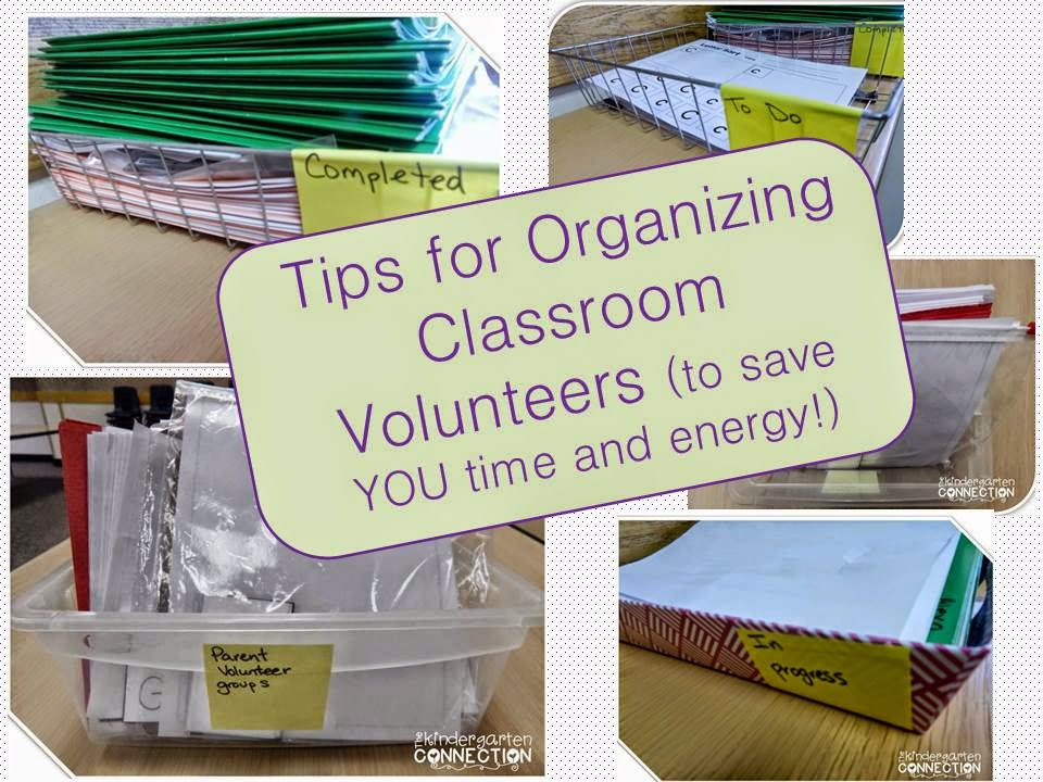 You Oughta Know About….Classroom Volunteers