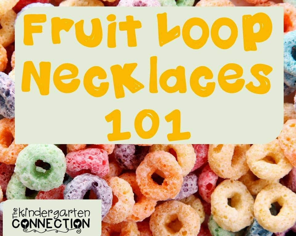 Fruit Loop Necklaces 101