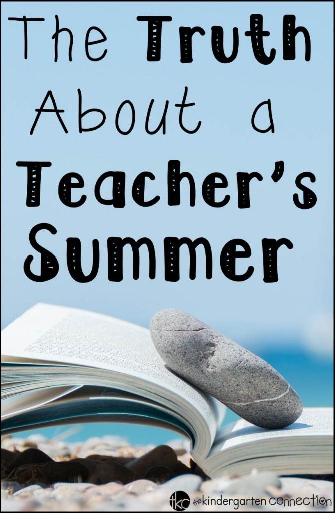 A Teacher's Summer