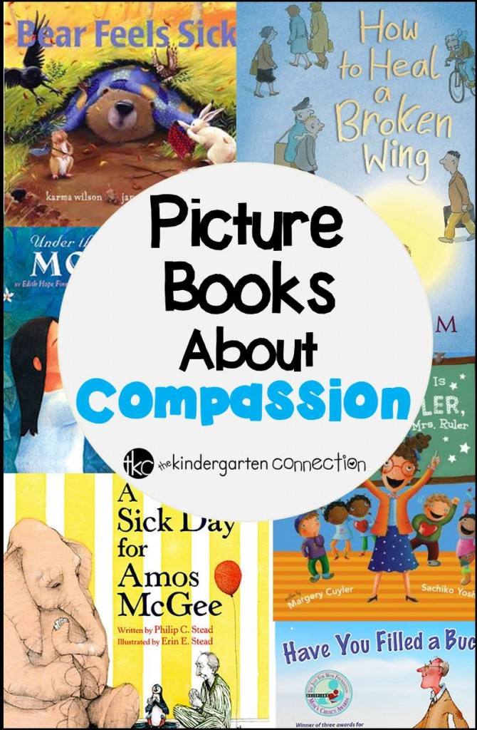 Best books about compassion