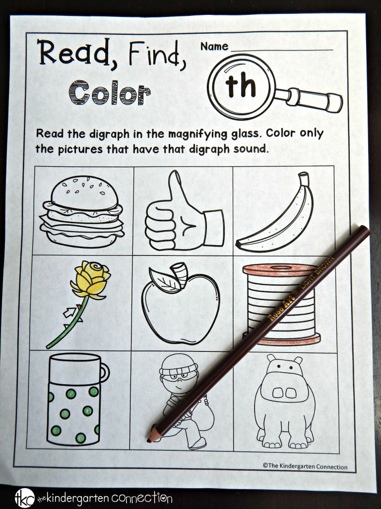 Digraph freebies - TH