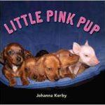 Little pink pup