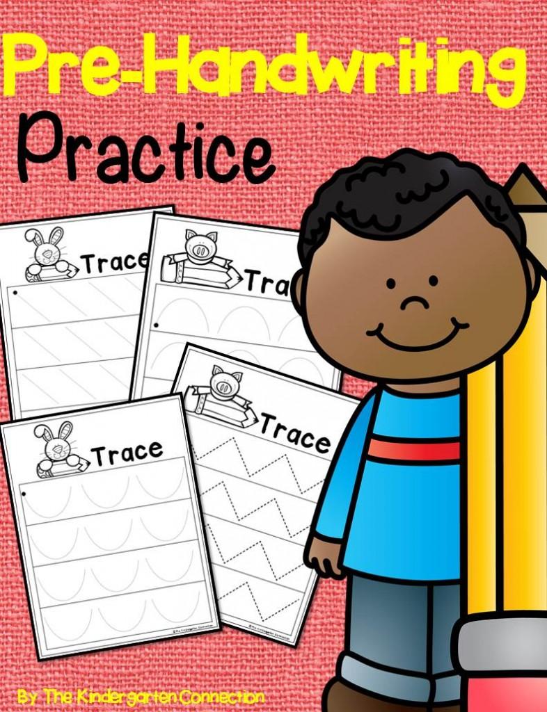 TKC preschool freebie