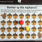fall alphabet game