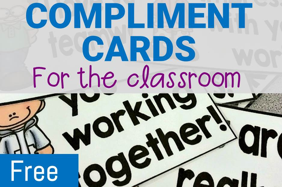 Free Compliment Cards