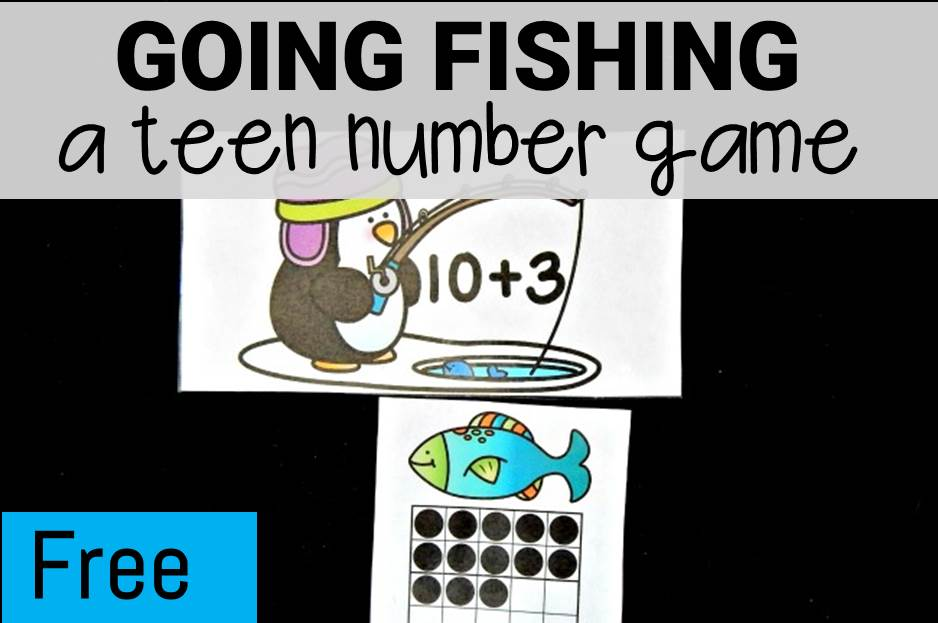 Free Penguin Teen Number Game