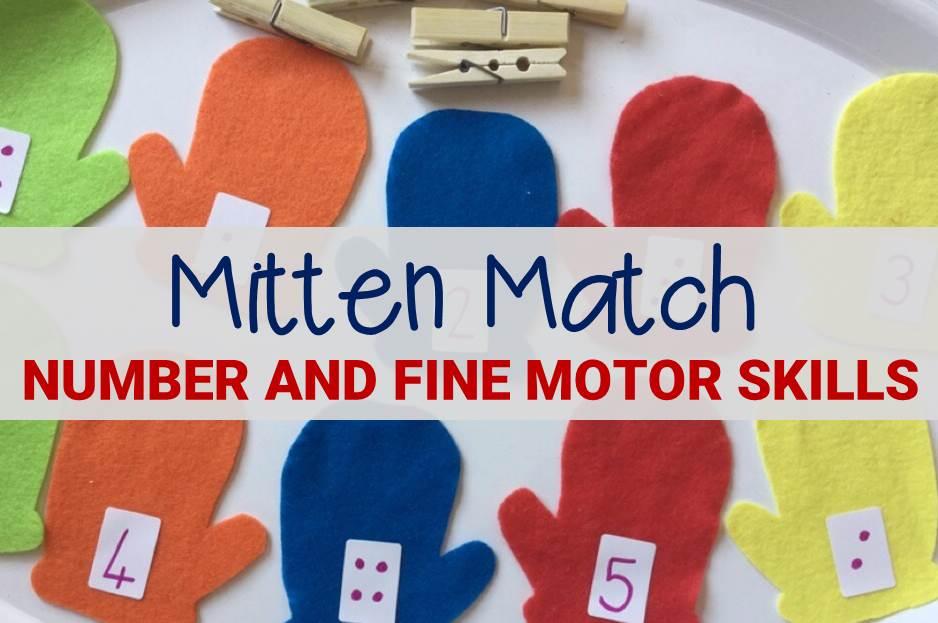 Mitten Match main image