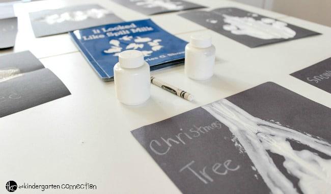 Spilt Milk. art project