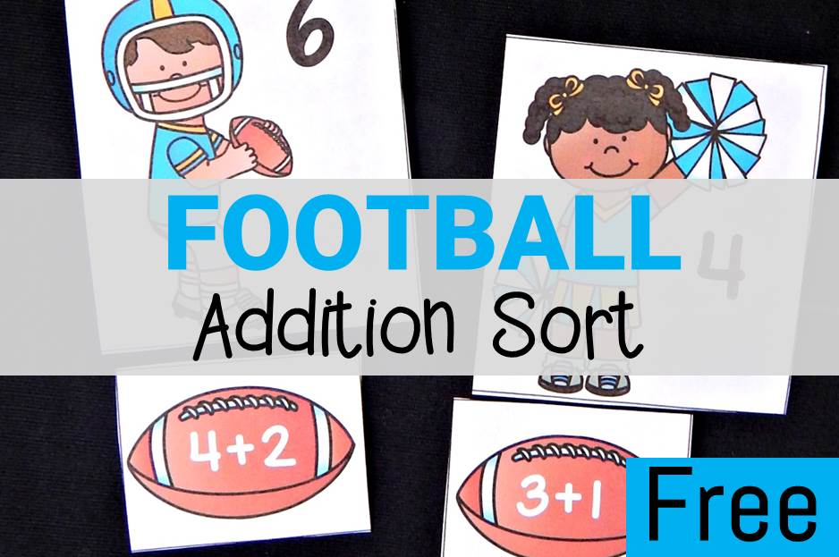 Football Addition Game