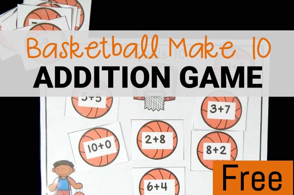 Basketball Make 10 Game