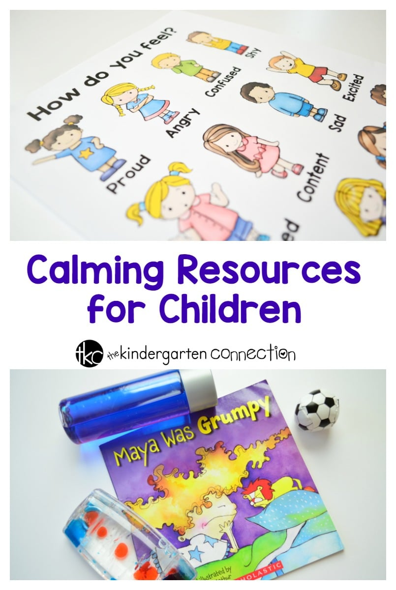 A child is having a meltdown, and you have an entire class to take care of at the same time. You need calming tools and resources that really work!