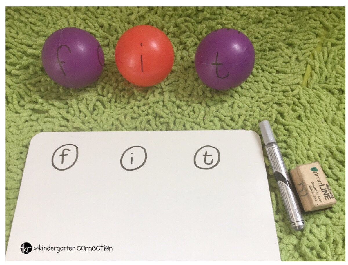 Reading and building words has never been so fun! This word building activity is perfect for early readers to work on cvc words, blends, and more!