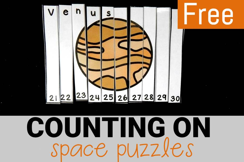 Counting On Planet Puzzles