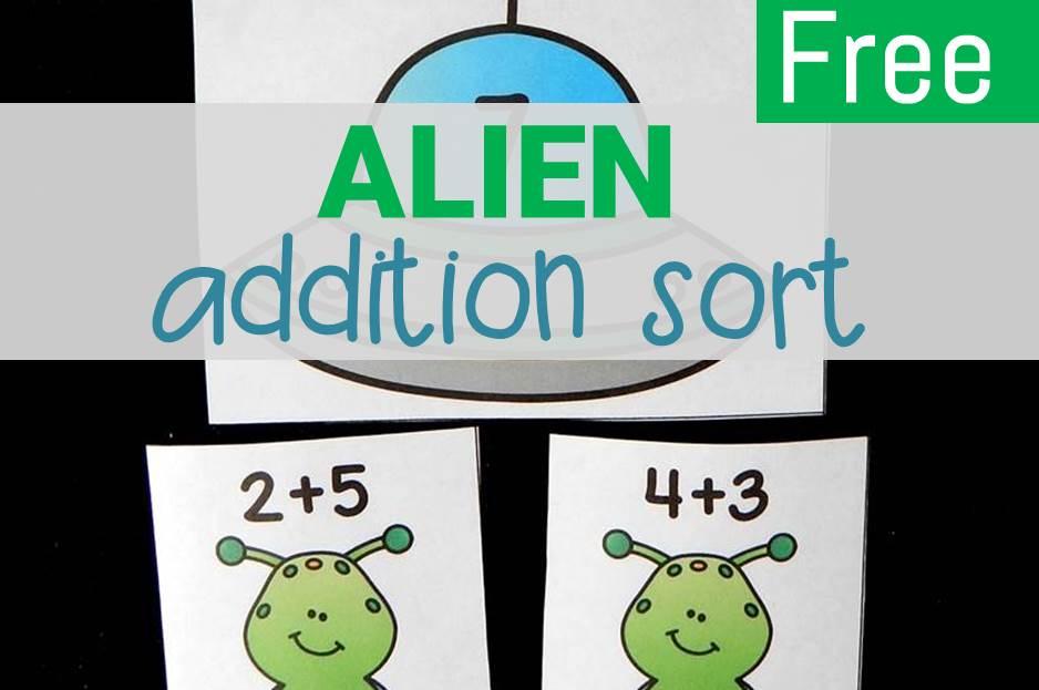 Alien Addition Sort