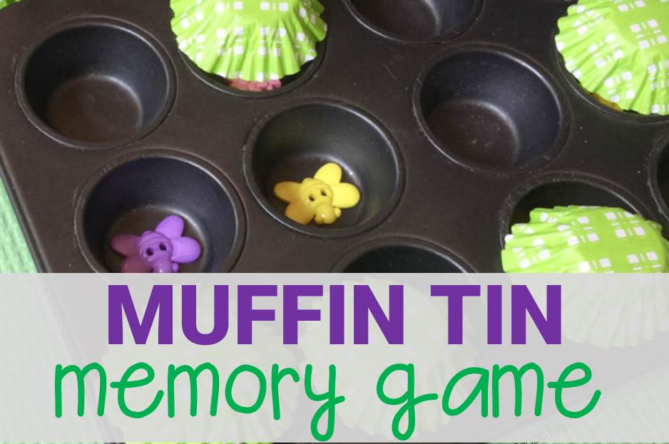 Muffin Tin Memory Game