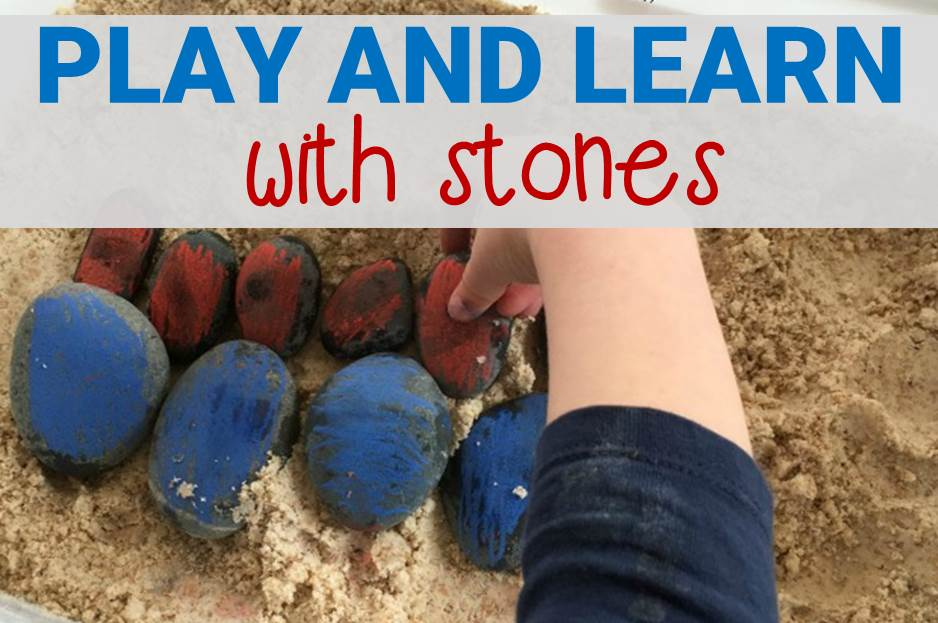 Play and Learn with Stones