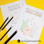 Fun Tracing Coloring Pages