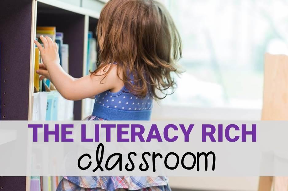 The Literacy rich classroom TKC