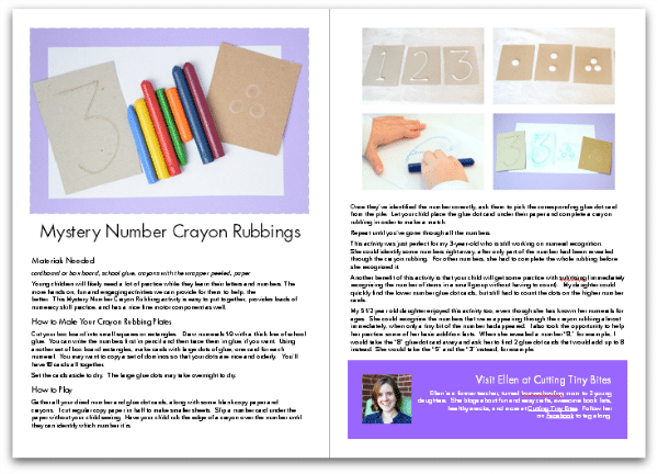 These alphabet and math activities will help you motivate, engage, and have FUN with your kids while you learn ABC's and 123's!