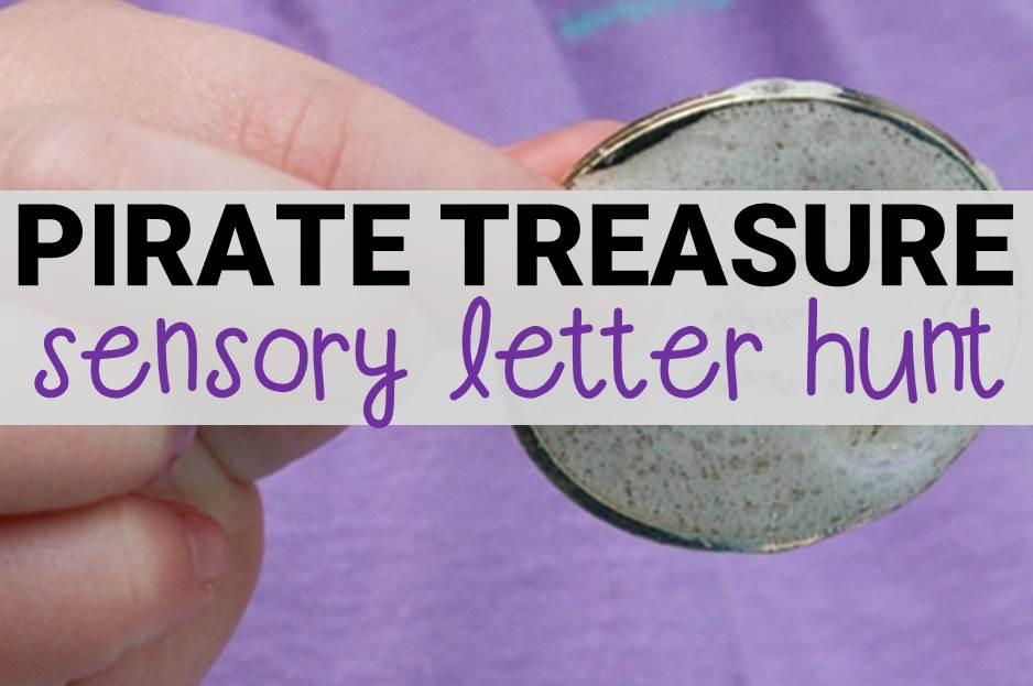 Pirate Letter Hunt