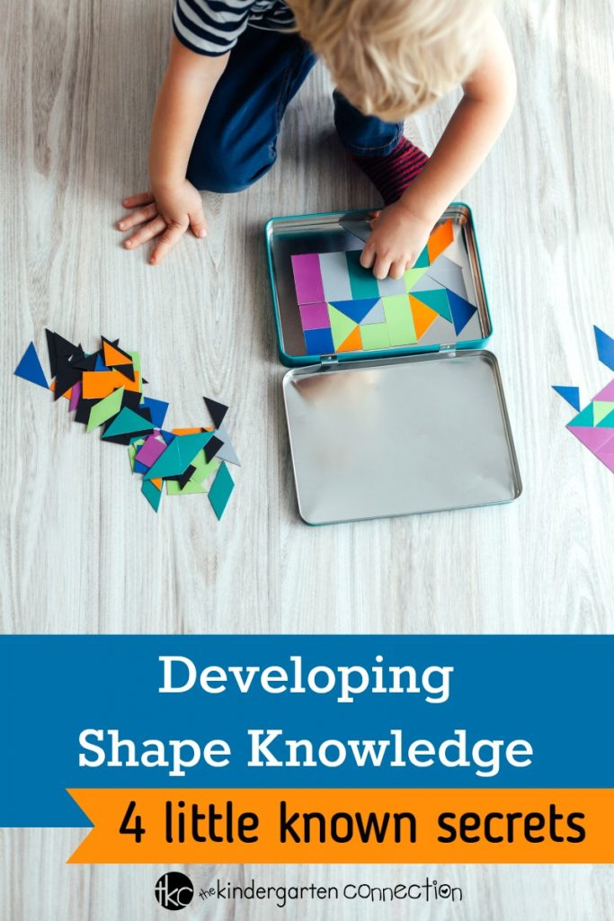 Exploring concepts with shapes and blocks are just one way children learn geometry early in their education, and like other math skills, shape skills have a big impact.