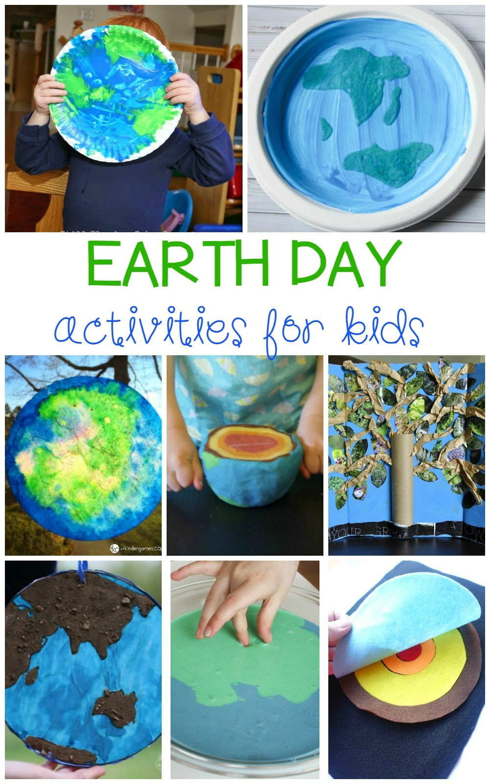 Try these Earth Day activities for kids this year - kids will love learning about how to care for the earth with these fun crafts and activities!