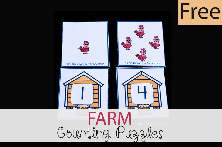 Farm Counting Puzzles