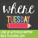 Blog Hoppin' Teacher Week: Where