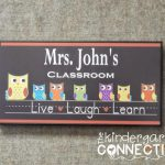 Classroom Reveal!