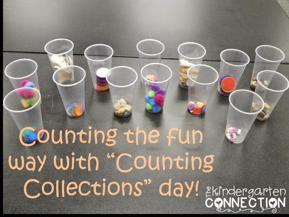counting collections – and a freebie!