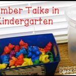 Number Talks in Kindergarten