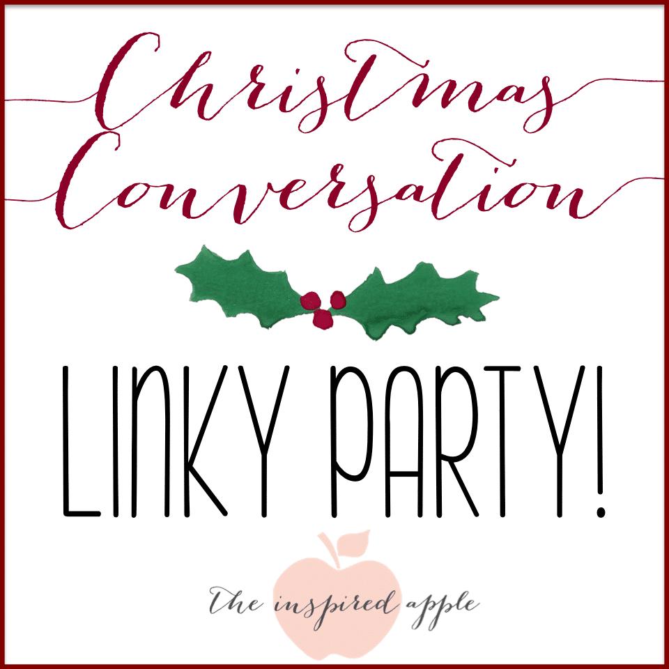 Christmas Conversation - The Kindergarten Connection