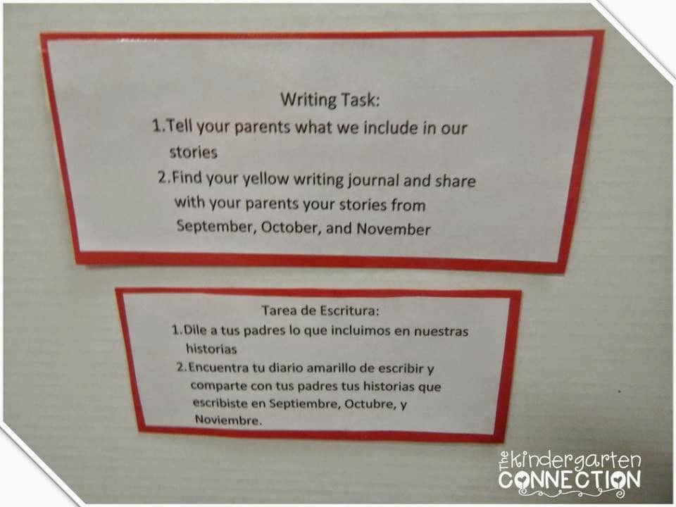 Student Letter To Parents For Conferences