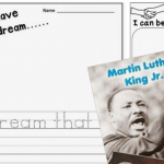 Martin Luther King Jr Printables and Read Alouds