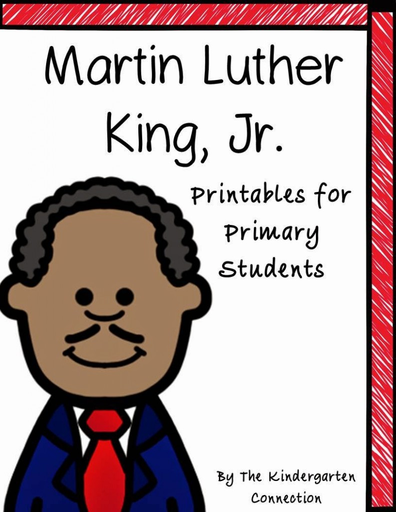 honoring martin luther king jr and a freebie the
