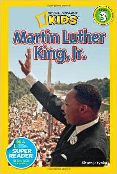 Nat Geo's Martin Luther King, Jr. conveys the importance of Martin's story in an age appropriate way.