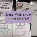 Word problem journals (and a freebie!)