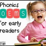 Phonics Poems for Early Readers (and freebies!)