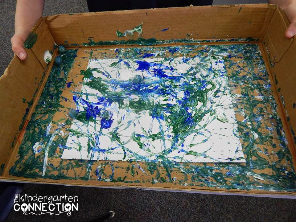 Earth Day FREE Craft and Writing Activity