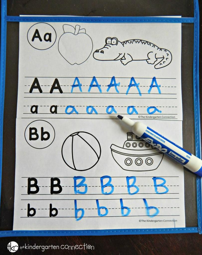Free Alphabet Book