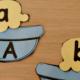Ice cream Alphabet Game
