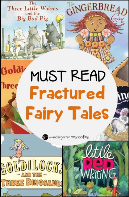fractured fairy tales the kindergarten connection. Black Bedroom Furniture Sets. Home Design Ideas