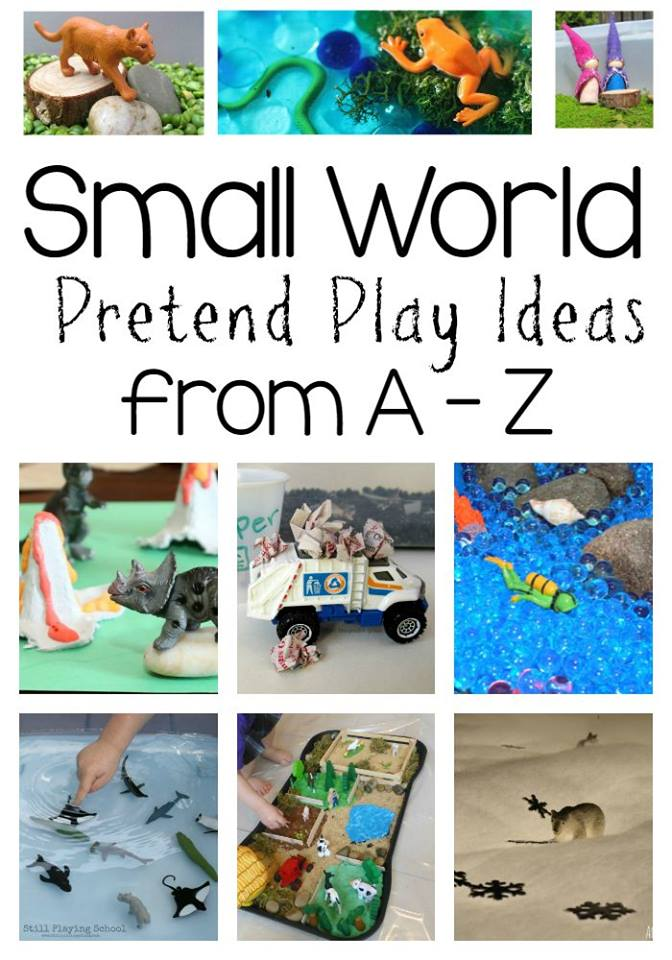 Small World Pretend Play