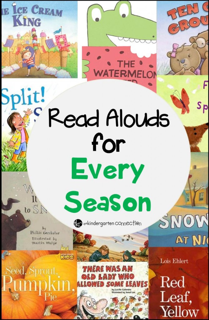 seasonal books