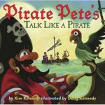 Pirate Pete's Talk Like a Pirate is super fun and is perfect for Talk Like a Pirate Day!