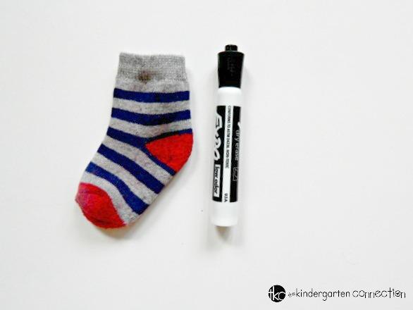 dry erase marker storage