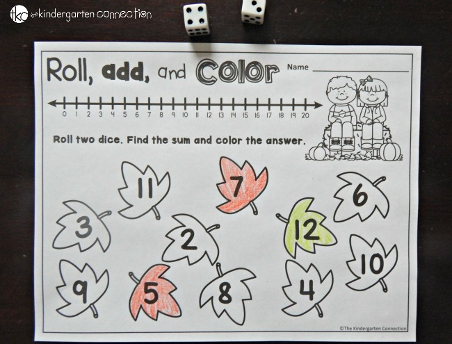 roll and color