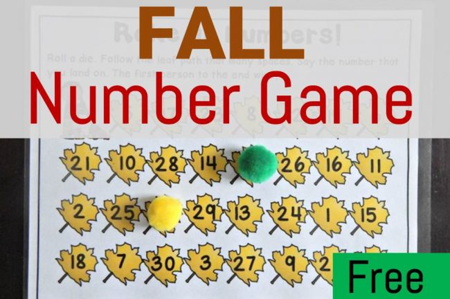 number game