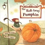 The Roll-away Pumpkin has repetitive phrases and sentences, which are great for early readers and really keep kids engaged in the story.